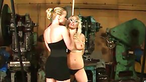 Adriana Russo, Babe, BDSM, Big Natural Tits, Big Tits, Blonde
