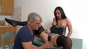 Free Rosalina Love HD porn Christoph Clark's new girl is sexy black haired girl Rosalina