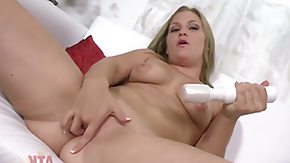 HD Dani Lane tube Blonde oriental Dani Lane strips down to