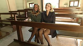 Church HD porn tube Church Kismet Introducing Madame Drielly and her Powerfucking Weiner