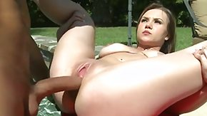 Free Emily Saint HD porn Brunette Emily Saint is desperate for