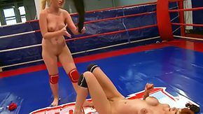 HD Safira White Sex Tube Two rough lesbians are fighting beating at same time Safira White knows how to win Mai Bailey because she has secret weapon epilated