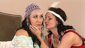 Indigo Sweet High Definition sex Movies Pair of homosexual chick teenage princesses with dark hair Indigo Sweet Sinn Sage are into rolleplay games in the midst of their bedroom up and down their sensual homosexual chick sex fancy making