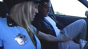 Trina Michaels, Big Tits, Blonde, Blowjob, Boobs, Cop