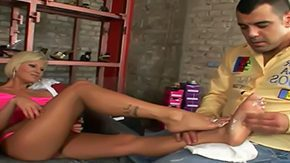 HD Antynia Larous Sex Tube Attractive skillful provoking talented blonde skank Antynia Larous with big love melons tight chick long sexy legs gives provocative dirty session to turned on