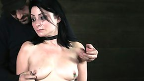 Chained, BDSM, Brunette, Dominatrix, Femdom, Fetish
