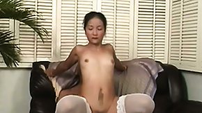 Asian Hairy, Asian, Asian Teen, Blowjob, Boobs, Brunette