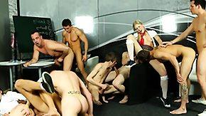 Bisex, Anal, Bisexual, Blonde, Blowjob, Hardcore