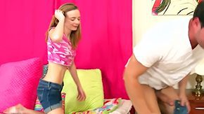 Ava Hardy, Anorexic, Ball Licking, Banging, Bend Over, Blonde