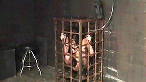 Annie Cruz, BDSM, Bondage, Bound, Chained, Choking