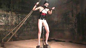 Nipple Clamp, BDSM, Bondage, Boots, Bound, Fetish