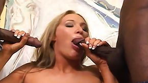 White Black, 3some, Banging, Big Black Cock, Big Cock, Bitch