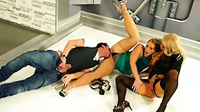 Photoshooting, 3some, Fetish, Fingering, Group, High Definition