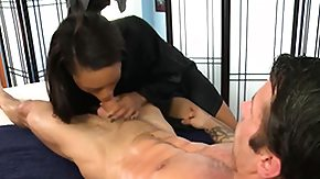 Massage, Babe, Black, Blowjob, Ebony, Handjob