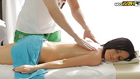 Enjoy watching as simple massage transforms into passionate banging