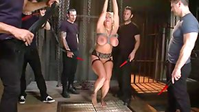 Stockings, BDSM, Big Tits, Blonde, Blowjob, Boobs