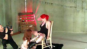 Long Video, BDSM, Boots, Bound, Clit, Clitoris