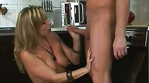 Mommy, Anal, Assfucking, Blonde, Blowjob, Handjob