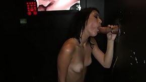 Gloryhole, Blowjob, Brunette, Cash, Gloryhole, Hardcore