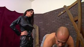 Guy DiSilva, Big Pussy, Big Tits, Boobs, Brunette, Dominatrix