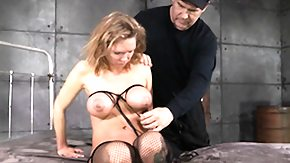 Rain Degre, BDSM, Bed, Big Tits, Blonde, Bondage