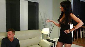 Diana Prince, Big Tits, Blowjob, Brunette, Cougar, Hardcore