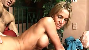 Bitch, Big Cock, Big Tits, Bitch, Blonde, Blowjob