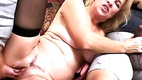 Punishment, Big Tits, Black Granny, Blonde, Blowjob, Boobs