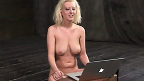 Pain, BDSM, Big Tits, Blonde, Boobs, Fetish