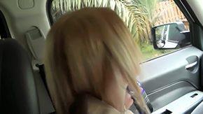 Blonde In Car, Blonde, Car, High Definition, Horny, MILF