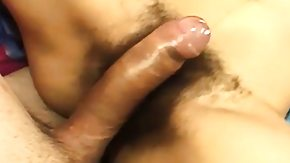 Interracial, Big Cock, Blowjob, Bush, Fur, Hairy