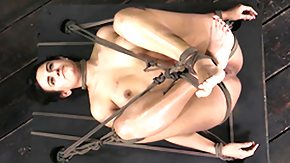 Tied Up, BDSM, Big Pussy, Big Tits, Boobs, Bound