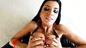 Titfuck, Big Cock, Big Tits, Blowjob, Boobs, Brunette