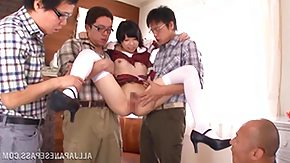 Japanese, Coed, Group, Japanese, Orgy, Schoolgirl
