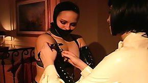 Free Mandi Slade HD porn Uninhibited Mandi Slade besides Sin D. get into a bondage fuck fest