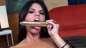 Mackenzie Pierce, Big Cock, Big Pussy, Cunt, Dildo, Fingering