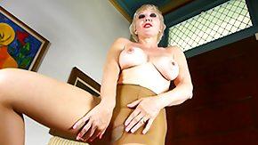 Mature Blonde, Big Ass, Big Tits, Blonde, Mature, Mature Fetish