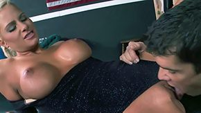 Jessica Nyx, Big Cock, Big Natural Tits, Big Tits, Blonde, Blowjob