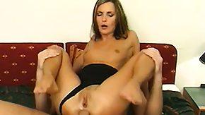 Gaping, Anal, Assfucking, Big Cock, Brunette, Gaping