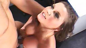 Busty Secretari, Babe, Big Tits, Blowjob, Boobs, Boss