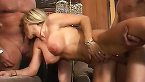 Double Penetration, 3some, Banging, Big Cock, Big Tits, Blonde