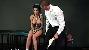 Chained High Definition sex Movies Chained slaved suck and fuck in dungeon