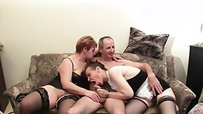 German Mature, 3some, Amateur, Blowjob, Experienced, Fingering