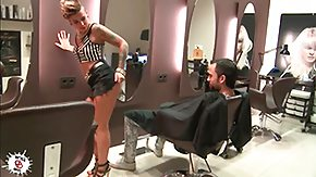 HD Hairdresser tube leche 69 cool tattoo hairdresser prefers cock than lot
