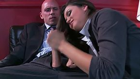 HD Allie Haze tube Allie Haze knows how to give proper sophisticated handjob thats why all fancy suits big wigs call her up when they need release Just click play