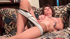 Granny, American, Experienced, Fingering, Grandma, Grandmother