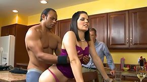 Jimmy Broadway, 4some, American, Banging, Blowjob, Double