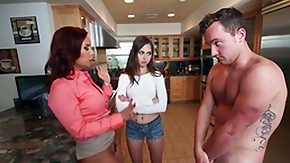 Sister High Definition sex Movies Janet mason caught her adolescent stepdaughter having act of sexual procreation with her bf. She is annoyed at first, but soon joins