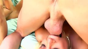 Frank Major HD porn tube Frank Major can't bargain for whatever more to shove his pole surrounded by amazingly desirous Sandra Parkers back porch before she gives