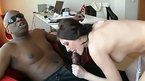 Interracial, Ball Licking, Banging, Bend Over, Big Cock, Blowjob
